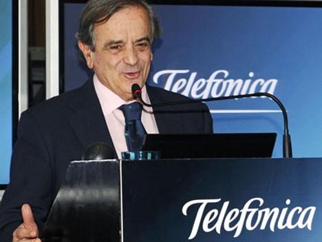 Telefónica Luis Blasco Bosqued