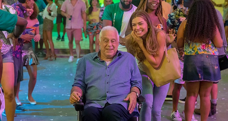 Globo: A Life Worth Living premiers in Teledoce Uruguay on October 14