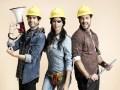 Benny Ibarra, Sonia Velásquez y Leo Gaetani, los conductores de la edición latinoamericana de Extreme Makeover...
