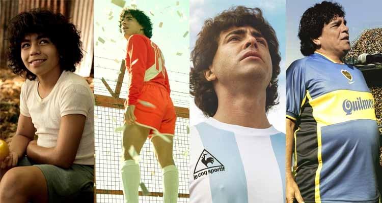 Amazon presentó primeras imágenes de Maradona: sueño bendito - Contenido