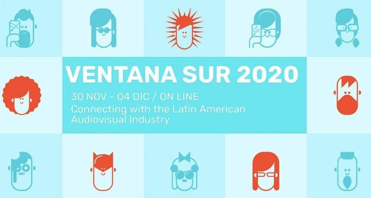 Ventana Sur 2020 muestra la potencia audiovisual de América Latina hasta el 4 de diciembre