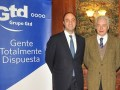 Alberto Bezanilla y Fernando Soro