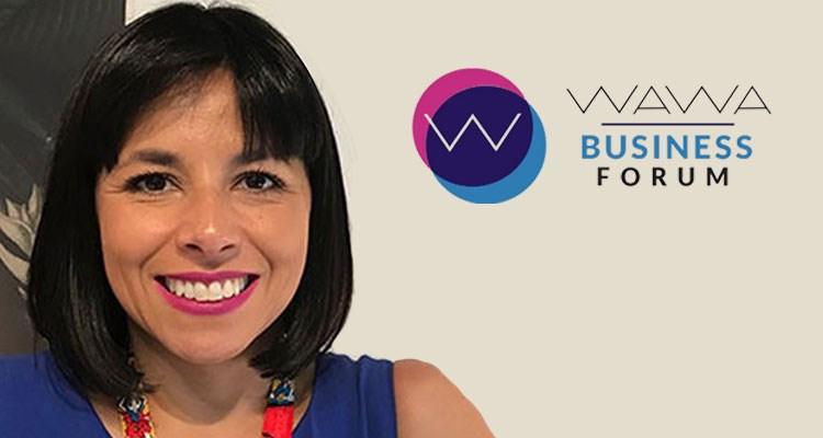 Carolina Cordero, gerente general de WAWA