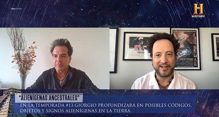 """History: nueva temporada de """"Alienígenas Ancestrales"""" en junio."""
