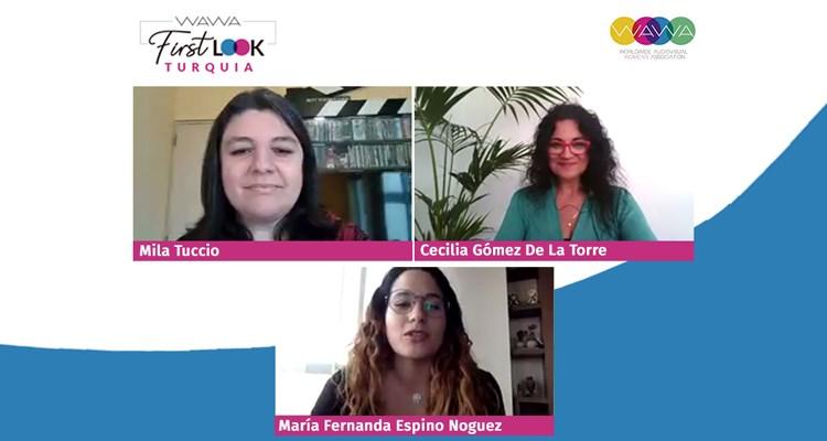 WAWA: exitosa presentación online de contenidos turcos