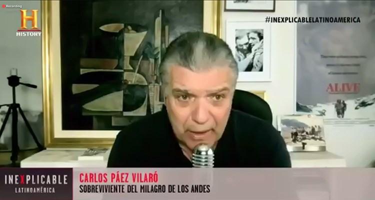 """History estrena episodio de """"Inexplicable"""" con 'El Milagro de los Andes'"""