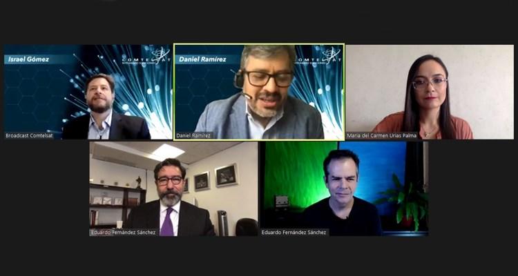 Comtelsat: Evolución y transformación digital