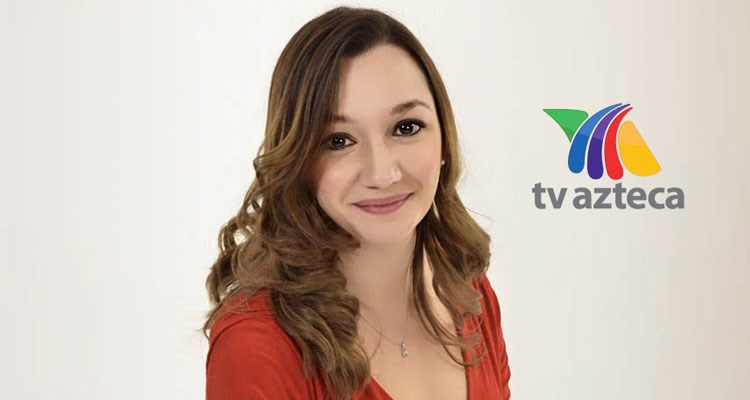 Giuliana Alberti, representante de ventas de TV Azteca Internacional para los territorios de Asia, Suiza, Italia, Alemania, Austria, Países Bajos, Bruselas, Dinamarca, Canadá, Australia, Nueva Zelanda Reino Unido e Irlanda