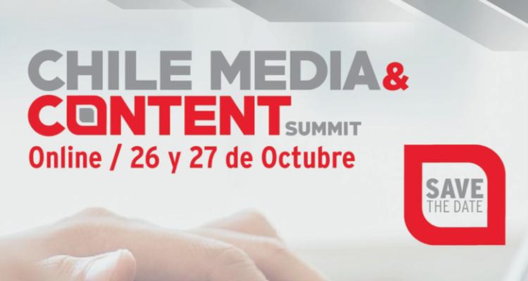 Llega una nueva edición virtual de Chile Media & Content 2021