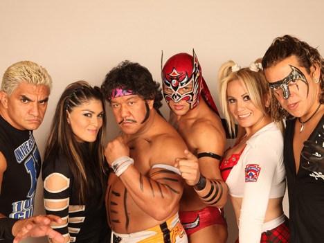 A&E El Luchador