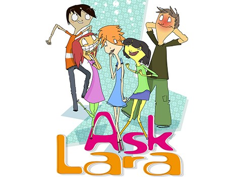 Tomavistas: Ask Lara nominada a los Emmy Kids Awards