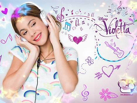 Disney confirmó segunda temporada de Violetta | Prensario