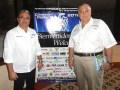 Agustín Becerra, presidente, y William Parra, vicepresidente de Asotel