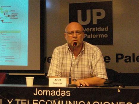 Ariel Graizer, presidente de la Cámara Argentina de Internet