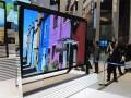 Eutelsat comenzó transmisiones UHD en simultáneo con el CES de Las Vegas 2013, donde distintas marcas presentaron los televisores 4K