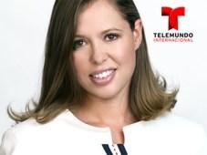 Karen Barroeta Telemundo Internacional