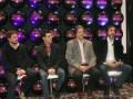 Fernando Roca, Luciano Banchero, Miguel Espeche y Federico Cuervo
