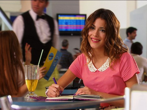Disney Channel estrena la segunda temporada de Violetta