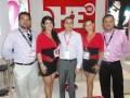 Oscar Camargo, Mariluz Rubiano, Julio César Gómez, Viviana Gómez y Carlos Camargo de DHE HD