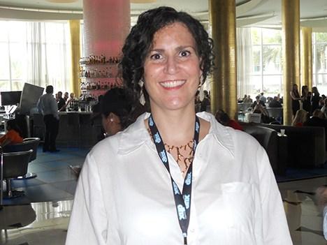 Melanie Meurehg, ventas para América Latina de DHX