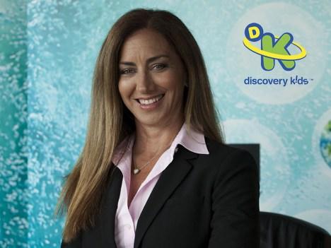 Ángela Recio Sondón, VP de Programación, Discovery Kids