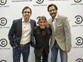 Comedy Federico Cuervo, Héctor Suárez y Eduardo Lebrija