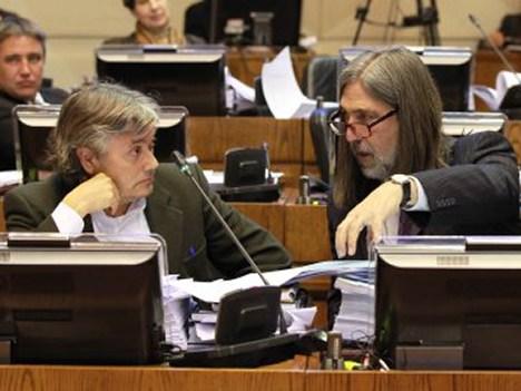 Debate en el Senado de Chile