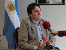 Argentina Norberto Berner