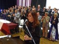 Cristina Fernandez Kirchner Gaumont Ley de Doblaje