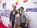 MTV Millenials Awards Lebrija con conductores
