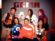 The GCMA team