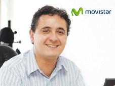 Rodrigo Sajuria Garcés Telefónica Movistar