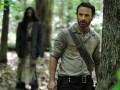 Andrew Lincoln interpreta a Rick en The Walking Dead
