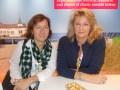 Andrea Hugemann with Petra Schneider