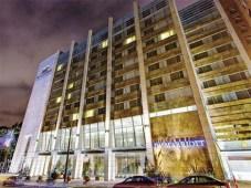 JW Marriot Hotel de Bogotá, sede de NexTV Colombia