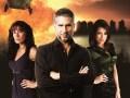 Katherine Vélez, Marlon Moreno y Marcela Mar, los protagonistas de El Capo, que se estrena el 4 de noviembre en MundoFox