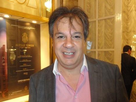ESPN UpFront 14 Gustavo Quiroga, presidente de Quiroga Agencia de Medios
