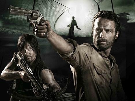 The Walking Dead, llega el middle season y aumenta la tensión ...